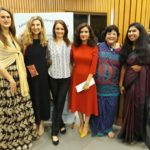 From left: Ms. Freja Sandkamm, Ms. Vjerna Nevistic, Ms. Simona Ivanda, Ms. Sangeeta Singh, Dr. Yvette Rosser, Ms. Anindita Ghosh