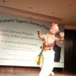 Mr. Sinam Basu, Manipuri dance performer