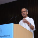 Amarendra Khatua, former Ambassador of India and public speaker