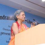 Kala Ramesh, a poetess