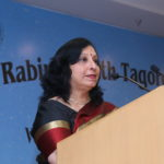 Menka Shivdansani, a poetess
