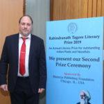 Peter Bundalo, TagorePrize Founder
