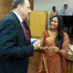 Ms. Vinita Agrawal and Mr. Peter Bundalo