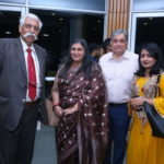 Maj Gen G.D. Bakshi with GoodWord Media, PR Agency – Anshu Khanna, Founder, Varun Khanna, Founder and Karishma Sain, Account Manager